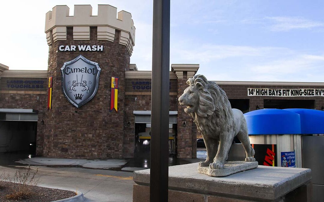 Camelot Car Wash